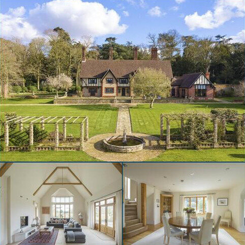 8 bedroom detached house for sale - Bury St. Edmunds, Suffolk, IP33