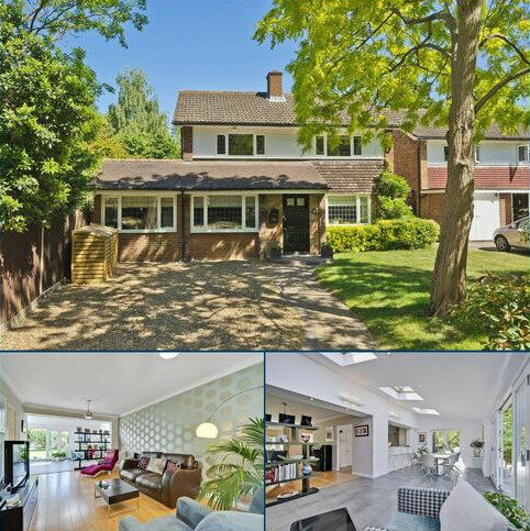 3 bedroom detached house for sale - Seymour Road, East Molesey, Surrey, KT8