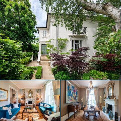 3 bedroom semi-detached house for sale - Norfolk Road, St. John's Wood, London, NW8