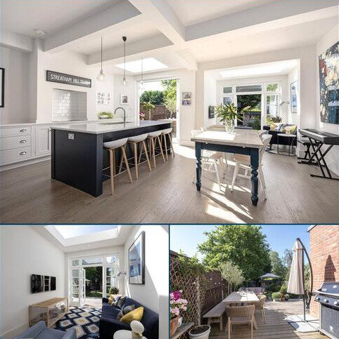 4 bedroom terraced house for sale - Telford Avenue, SW2