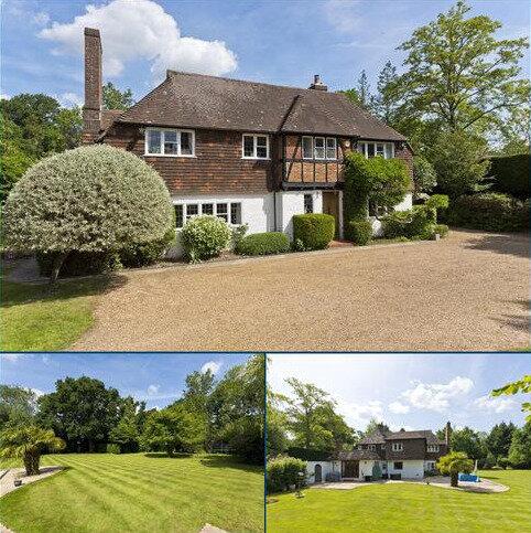 5 bedroom detached house for sale - Oak Grange Road, West Clandon, Guildford, Surrey, GU4