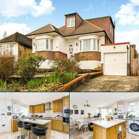5 bedroom detached bungalow for sale - Stanley Road, Northwood, Middlesex, HA6