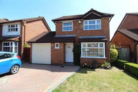3 bedroom detached house for sale - Elming Down Close, Bradley Stoke