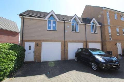 2 bedroom coach house for sale - Hornbeam Close, Bradley Stoke