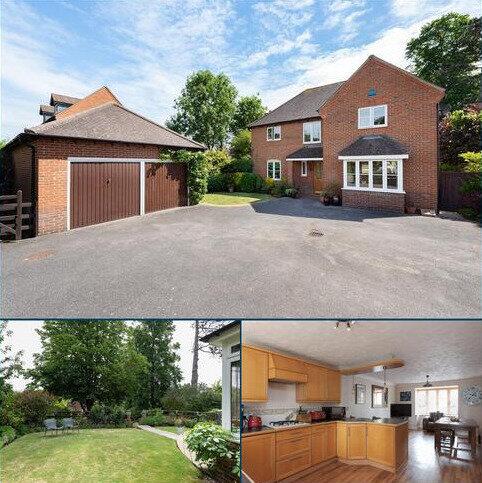 4 bedroom detached house for sale - Chestnut Avenue, Bromham, MK43