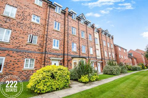2 bedroom apartment to rent - Redfearn Walk, Carrington Park, Warrington, WA2