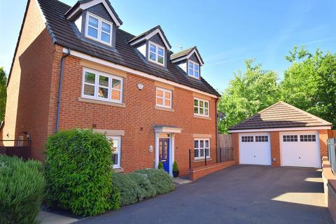 5 bedroom detached house for sale - Highfields Park Drive, Darley Abbey, Derby