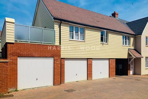 2 bedroom coach house for sale - Nautical Way, Rowhedge, Colchester, CO5