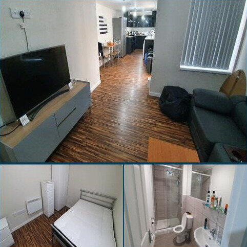 2 bedroom house share to rent - Acomb St, Rusholme , Manchester M14