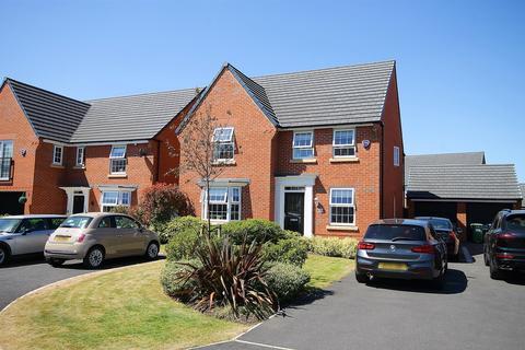 4 bedroom detached house for sale - Maysville Close, Great Sankey, Warrington, WA5