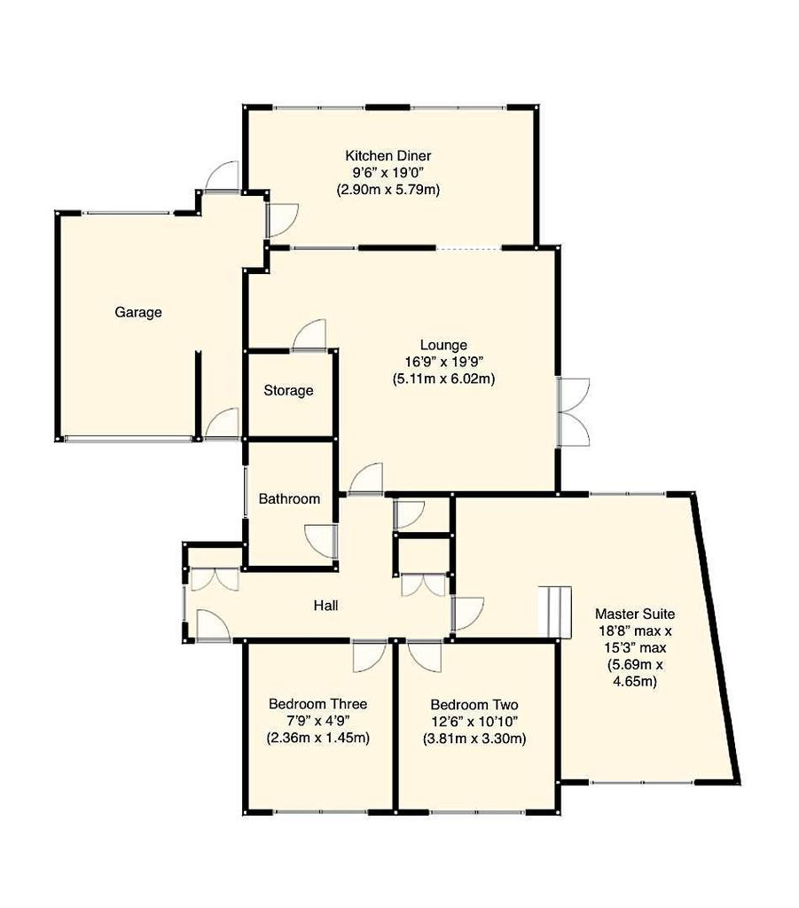 Floorplan: 19 Fairestone Avenue Floorplan.jpg