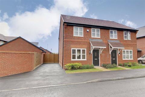2 bedroom semi-detached house to rent - STOKE MANDEVILLE, Buckinghamshire