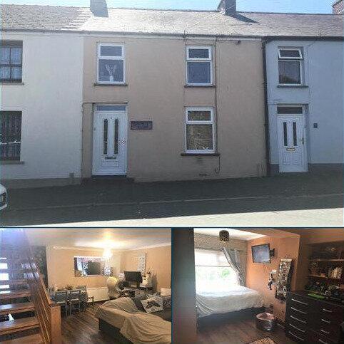 3 bedroom terraced house for sale - Rackhill Terrace, Haverfordwest