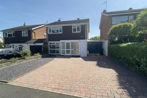 4 bedroom detached house for sale - Wolverley Avenue, Wollaston, Stourbridge
