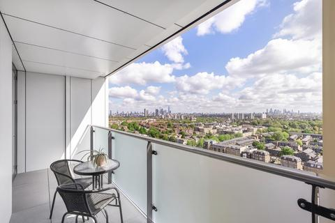 1 bedroom penthouse for sale - Robsart Street, SW9