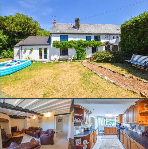 5 bedroom semi-detached house for sale - Bishops Tawton
