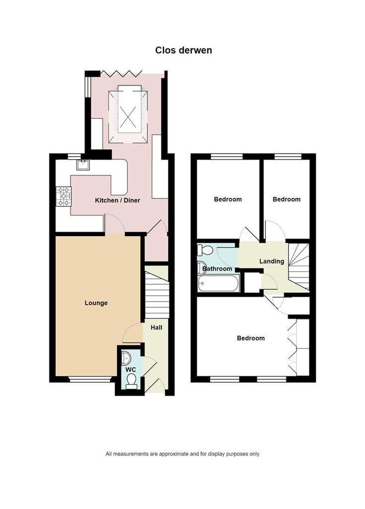 Floorplan: Clos derwen.jpg