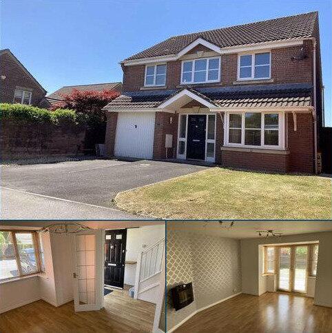 4 bedroom detached house for sale - Clos Yr Hesg, Tregof Village, Swansea
