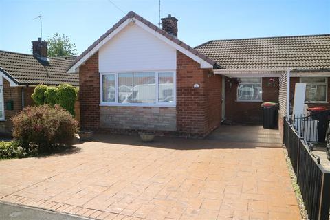 3 bedroom semi-detached bungalow for sale - Rowan Croft, Huthwaite, Sutton-In-Ashfield