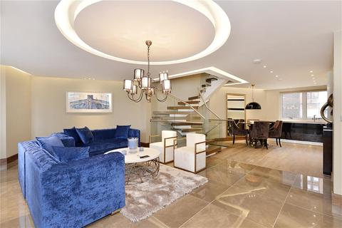 5 bedroom townhouse to rent - Porchester Place, Hyde Park W2