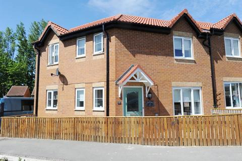 3 bedroom semi-detached house for sale - Maple Avenue, Colburn, Catterick Garrison