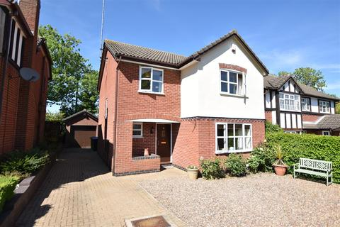 4 bedroom detached house for sale - Greenway, Kibworth Beauchamp