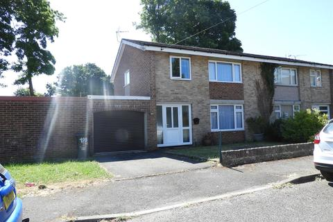 4 bedroom semi-detached house for sale - Hathaway Road, Upper Stratton, Swindon