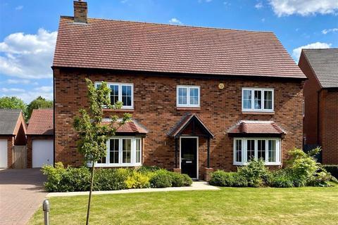 4 bedroom detached house for sale - Worthington Grove, Yarnfield, Stone