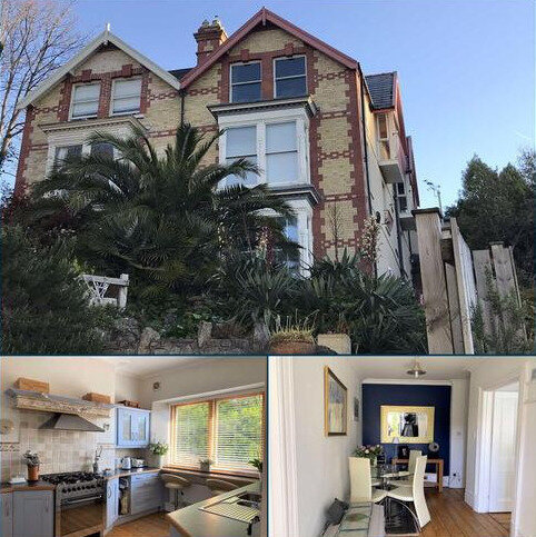 2 bedroom apartment for sale - 9 Rotherslade Road, Langland, Swansea