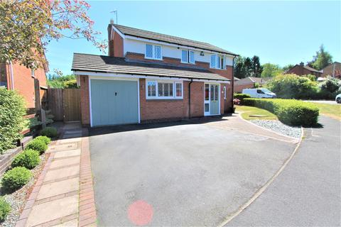 5 bedroom detached house for sale - Pulford Drive, Thurnby, Leicester LE7