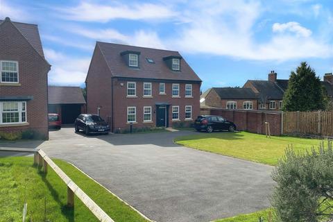 5 bedroom property for sale - Higgot Lane, Newton Solney, Burton-On-Trent
