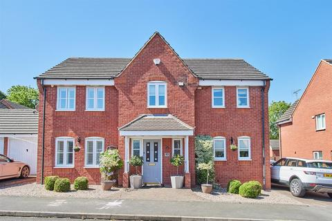 5 bedroom detached house for sale - Barons Close, Kirby Muxloe, Leicester