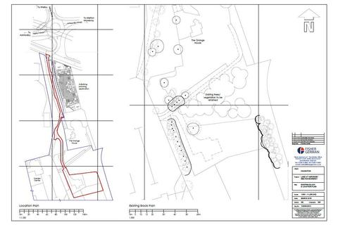 Plot for sale - Melton Road, Asfordby Hill
