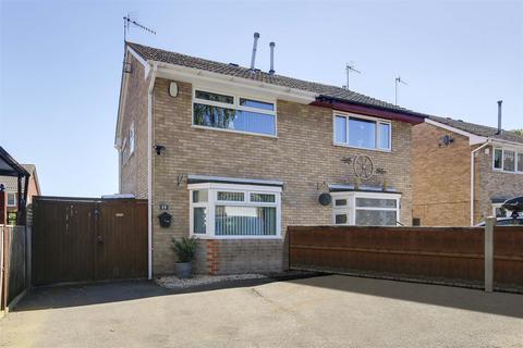 2 bedroom semi-detached house for sale - Ballerat Crescent, Heron Ridge, Nottinghamshire, NG5 9LJ