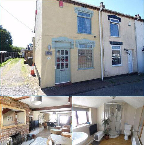 2 bedroom end of terrace house for sale - 20, The Green, Caverswall