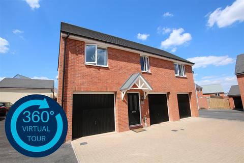 2 bedroom coach house for sale - Crabtree Close, Cranbrook, Exeter