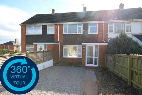 3 bedroom terraced house for sale - Dorset Avenue, St Thomas, Exeter