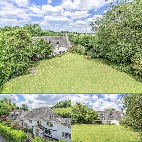 5 bedroom detached house for sale - Combe Raleigh, Honiton