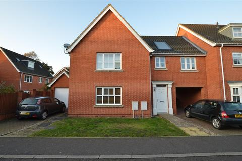 5 bedroom house to rent - Earles Gardens, Norwich