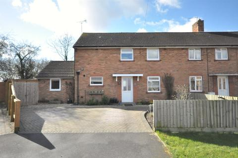 3 bedroom semi-detached house for sale - Abbey Close, Aslockton, Nottingham