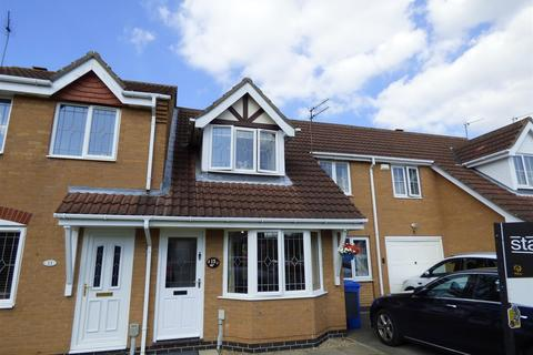 3 bedroom townhouse for sale - Nornabell Drive, Beverley, East Riding of Yorkshire, HU17 9GJ