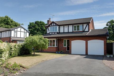 4 bedroom detached house for sale - Bude Close, Alsager