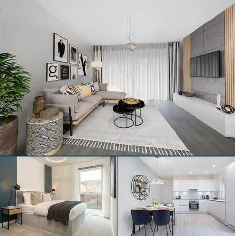 2 bedroom apartment for sale - Plot 387, Hanworth Apartments at High Street Quarter, Alexandra Road, Hounslow, HOUNSLOW TW3