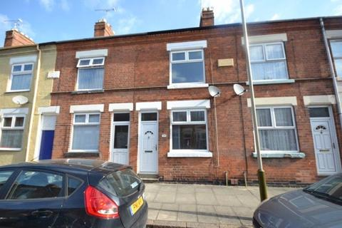 2 bedroom terraced house to rent - Sheridan Street, Knighton Fields, Leicester, LE2 7NG