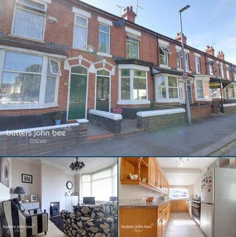 2 bedroom terraced house for sale - Westminster Street, Crewe