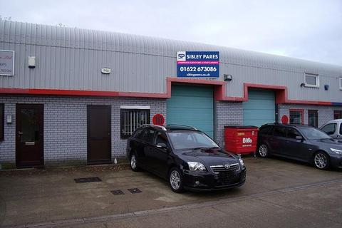 Industrial unit for sale - Unit 10, Palace Industrial Estate, Bircholt Road, Parkwood, Maidstone, Kent ME15 9XU