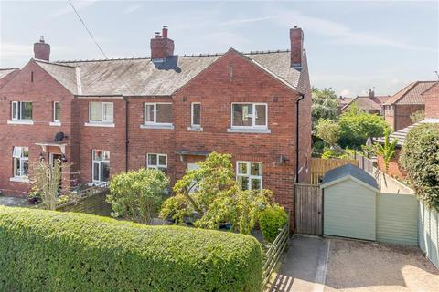 3 bedroom semi-detached house for sale - Sandfield Terrace, Tadcaster, LS24 8AW