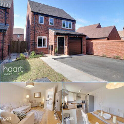 3 bedroom detached house for sale - Holt Way, Boulton Moor