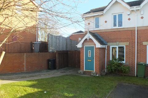 2 bedroom terraced house to rent - Stonelea Court, Leeds, West Yorkshire, LS7
