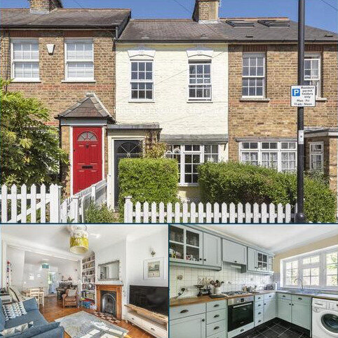 2 bedroom terraced house for sale - Chelmsford Road, Southgate